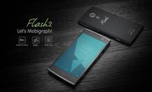 Điện thoại giá rẻ One Touch Flash 2: chụp ảnh selfie ấn tượng