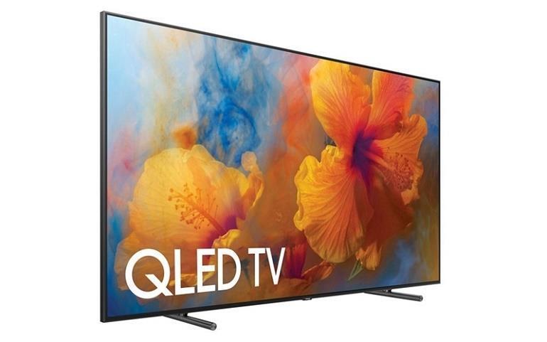 giá tivi Qled Samsung