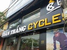 TOAN THANG CYCLES – Chuỗi cửa hàng bán xe đạp giá rẻ và uy tín ở Việt Nam
