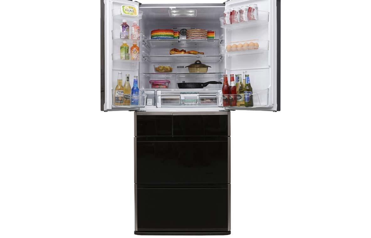 Tổng hợp 3 tủ lạnh Hitachi có ngăn đá dưới tiện dụng năm 2018