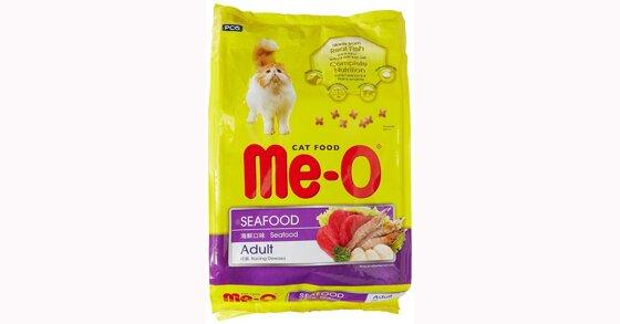 Tổng hợp 5 loại thức ăn khô – ướt dành cho mèo cưng của thương hiệu Me-O
