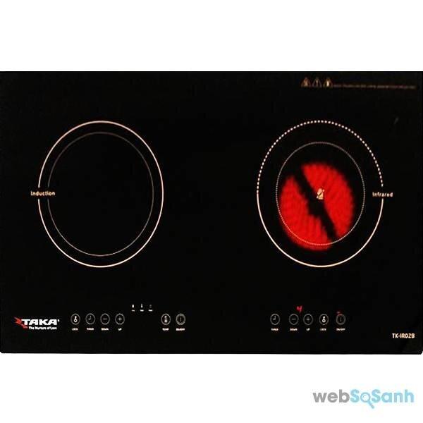 Tổng hợp bếp điện từ đôi cao cấp giá từ 8 – 9 triệu đồng