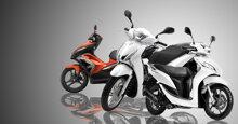 Tổng hợp các chương trình khuyến mãi mua xe máy tháng 3/2016