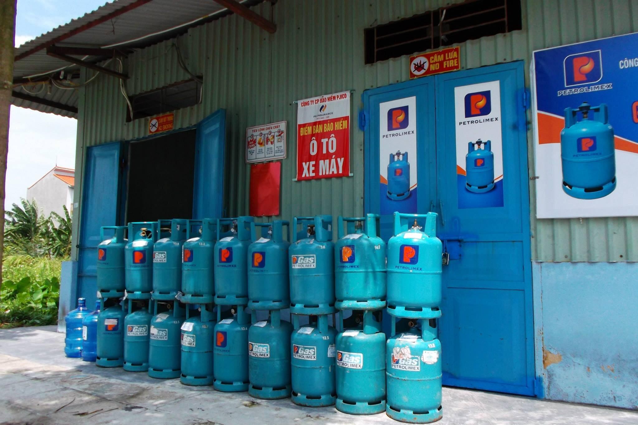 Tổng hợp các đại lý ủy nhiệm gas Petrolimex chính hãng tại thành phố Hồ Chí Minh