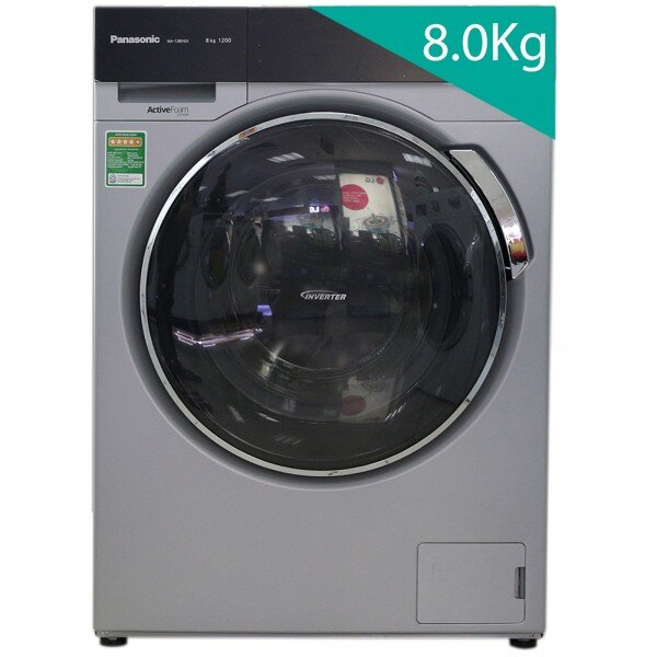 Tổng hợp các dòng máy giặt Panasonic lồng ngang bán chạy nhất hiện nay