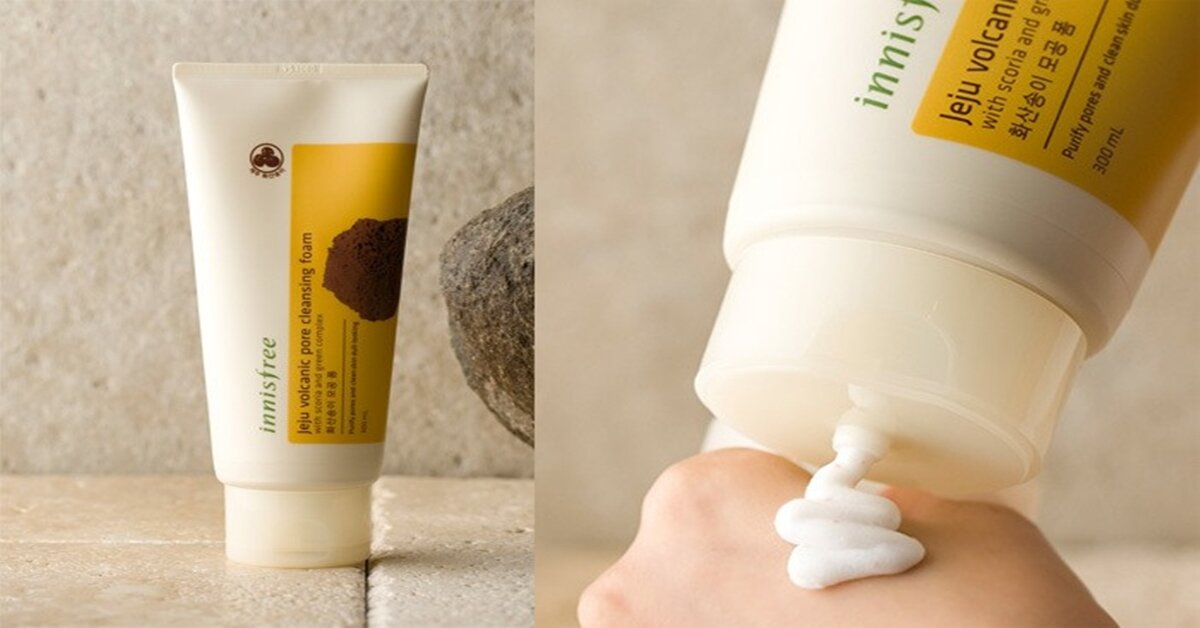 Tổng hợp các dòng sữa rửa mặt Innisfree tốt nhất cho mọi loại da