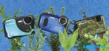 Tổng hợp các hãng máy ảnh kỹ thuật số và phụ kiện chụp ảnh dưới nước uy tín