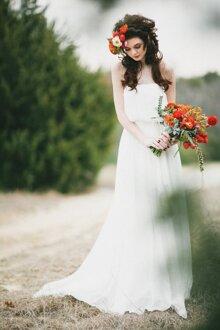 Tổng hợp các mẫu hoa cưới cầm tay tuyệt đẹp dành cho mùa thu