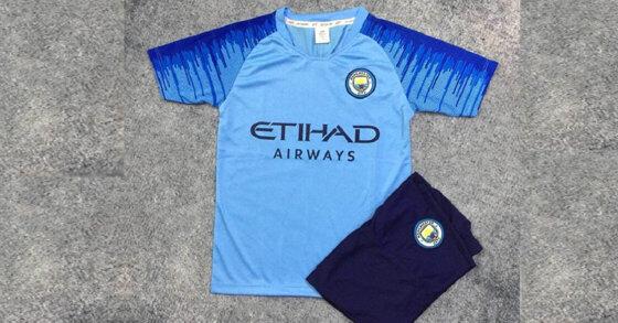 Tổng hợp các mẫu quần áo bóng đá trẻ em đẹp nhất