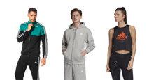 Tổng hợp các mẫu quần áo thể thao Adidas được ưa chuộng nhất