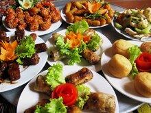 Tổng hợp các nhà hàng buffet chay tại Hà Nội