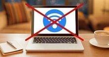 Tổng hợp các sự cố laptop không vào được Wifi và cách khắc phục