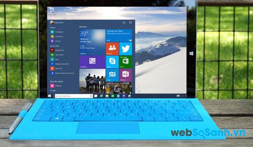 Tổng hợp các tin tức xung quanh Surface Pro 4