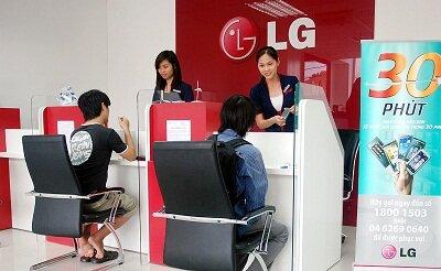 Tổng hợp các trung tâm bảo hành điện thoại LG trên toàn quốc