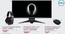 Tổng hợp deals máy tính, laptop Alienware ngon trong ngày Black Friday 2018