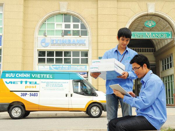 Tổng hợp địa chỉ bưu cục chuyển phát nhanh Viettelpost khu vực TP Hồ Chí Minh