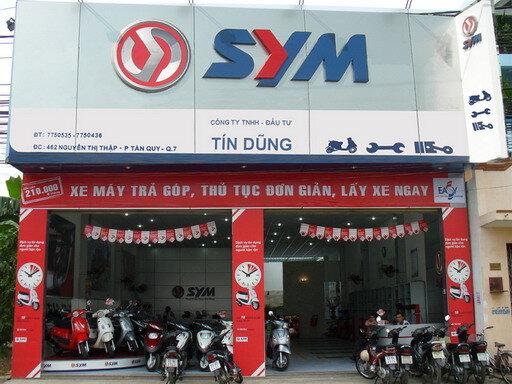 Tổng hợp địa chỉ các cửa hàng, đại lý chính hãng SYM tại thành phố Hồ Chí Minh