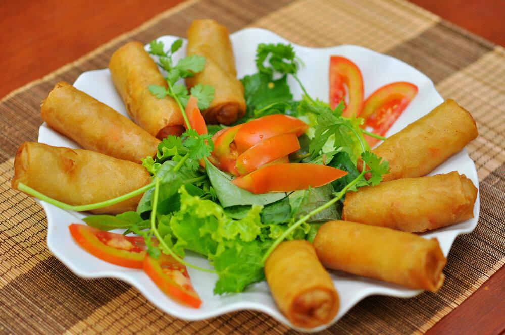 Tổng hợp địa chỉ các nhà hàng chay tại Hà Nội