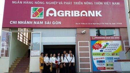 Tổng hợp địa chỉ các phòng giao dịch, chi nhánh ngân hàng Agribank tại thành phố Hồ Chí Minh