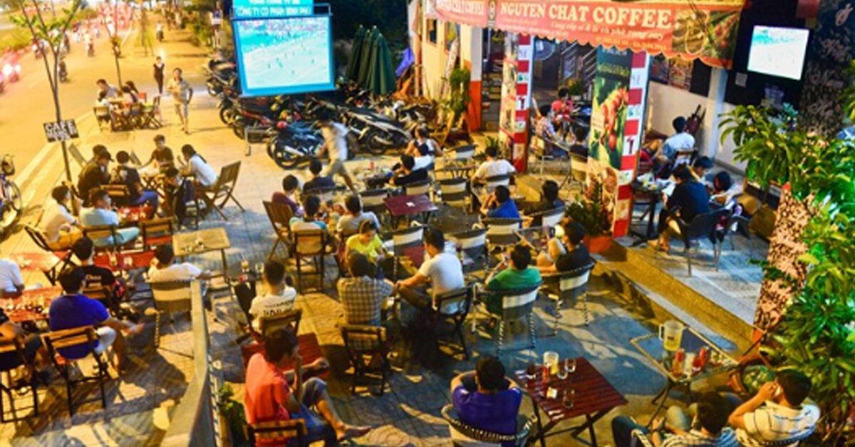 Tổng hợp địa chỉ các quán cafe bóng đá xem World Cup 2018 tại Sài Gòn