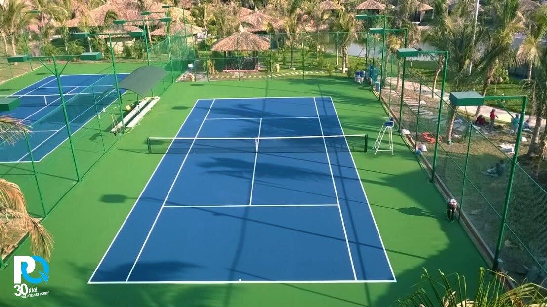 Tổng hợp địa chỉ các sân tennis, sân quần vợt tại Hà Nội