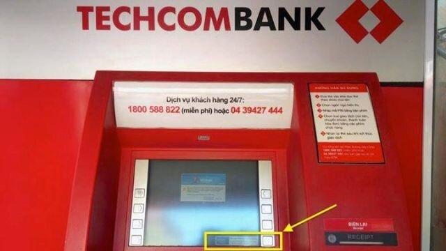 Tổng hợp địa chỉ cây ATM Techcombank tại Hà Nội