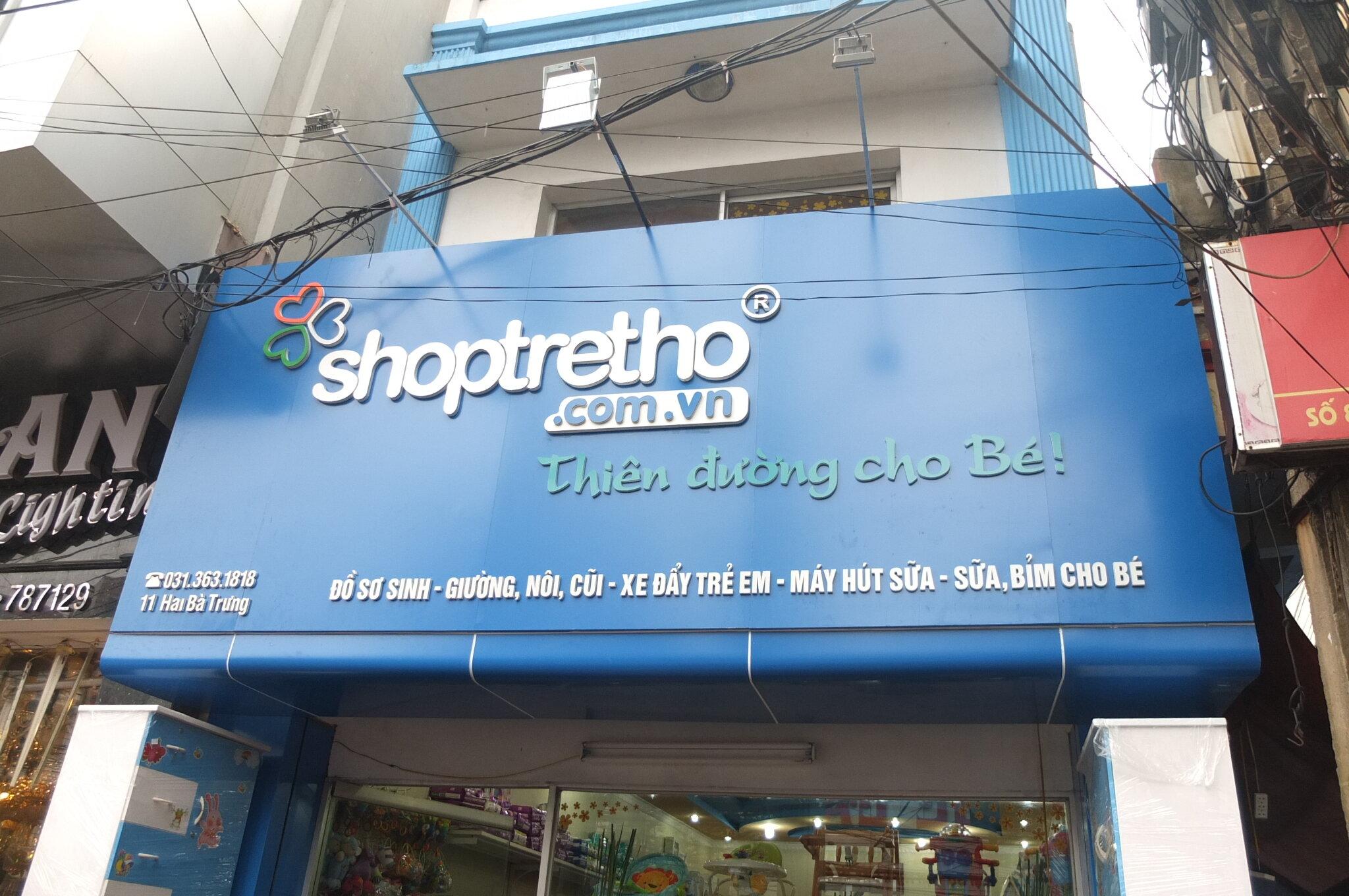 Tổng hợp địa chỉ cửa hàng Mẹ và Bé Shop Trẻ Thơ trên toàn quốc