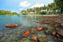 Tổng hợp địa chỉ, giá phòng các nhà nghỉ, khách sạn đảo Nam Du 2016