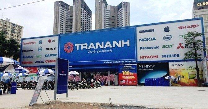 Tổng hợp địa chỉ siêu thị điện máy Trần Anh trên toàn quốc