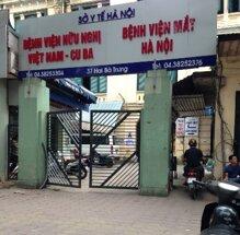 Tổng hợp địa chỉ, số điện thoại các bệnh viện tại Hà Nội