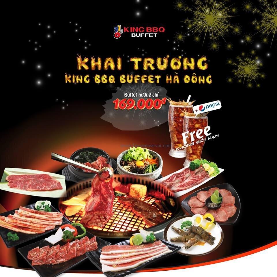 Tổng hợp khuyến mãi các dịch vụ ăn uống tại Hà Nội