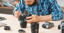 TỔNG HỢP những hỏng hóc thường gặp và cách bảo quản máy ảnh