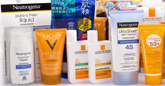 Tổng hợp những loại kem chống nắng cho da nhạy cảm tốt hiện nay