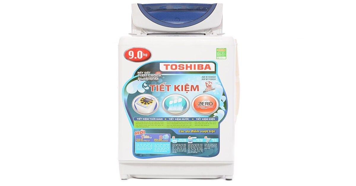 Tổng hợp những mẫu máy giặt lồng đứng Toshiba 10 – 11kg bán chạy nhất hiện nay