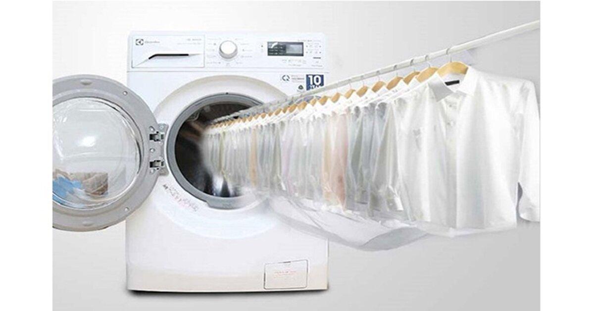 Tổng hợp những mẫu máy giặt sấy Electrolux mới nhất trong tháng 4/2019