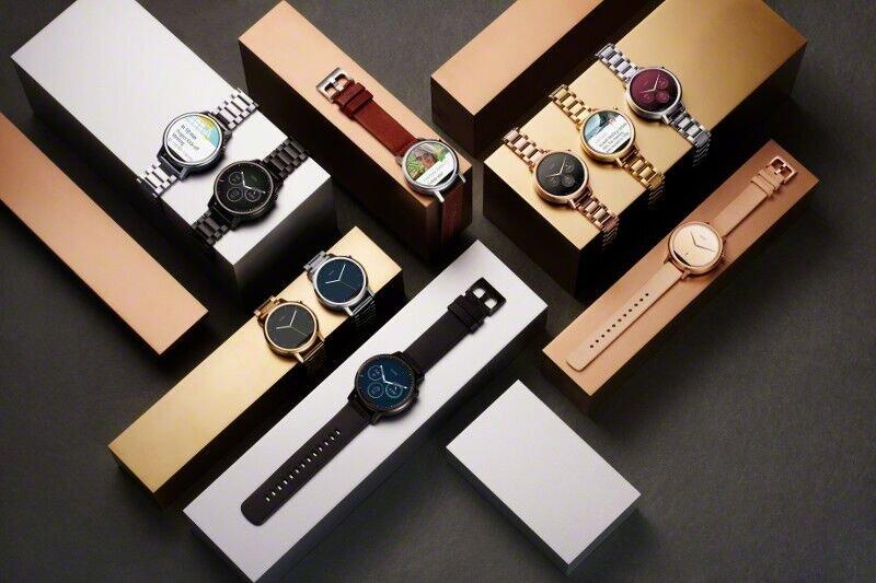 Tổng hợp những mẫu smartwatch tốt nhất tại sự kiện IFA 2015