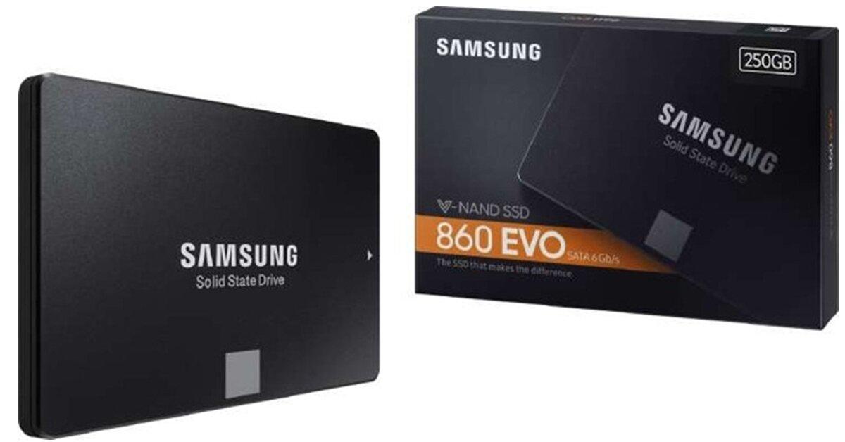 Tổng hợp ổ cứng SSD Samsung tốt nhất dành cho laptop, PC