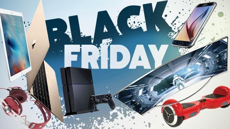 Tổng hợp sale đồ công nghệ đáng chú ý ngày Black Friday 27/11