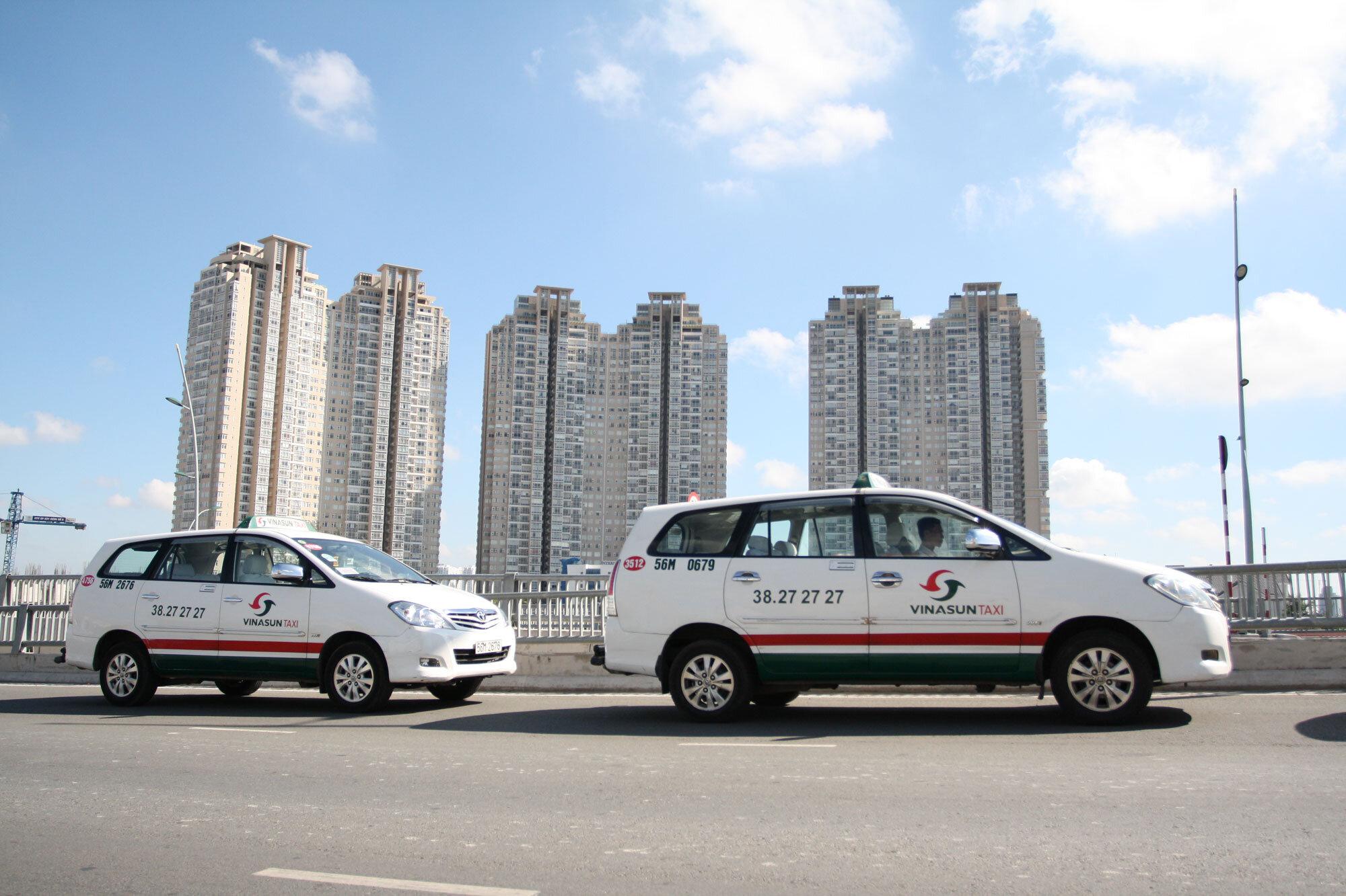 Tổng hợp số điện thoại các hãng taxi tại thành phố Hồ Chí Minh