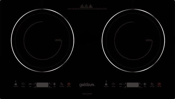 Tổng hợp so sánh các đặc điểm, tính năng các dòng bếp từ đôi giá 2 triệu