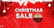 Tổng hợp tất cả các chương trình khuyến mãi hấp dẫn nhất dịp Noel 2017