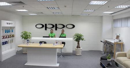 Tổng hợp trung tâm bảo hành của Oppo trên toàn quốc