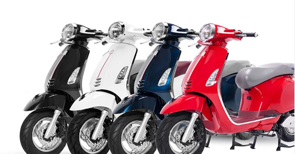 Tổng hợp xe máy các loại có mặt trên thị trường Việt Nam hiện nay