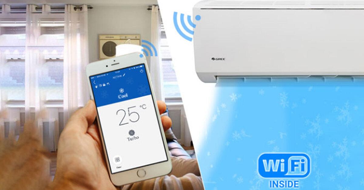 Top 10 điều hòa máy lạnh có wifi đáng mua nhất hiện nay