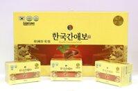 Top 10 loại thực phẩm chức năng bổ gan Hàn Quốc tốt nhất hỗ trợ điều trị gan nhiễm mỡ, viêm cấp tính
