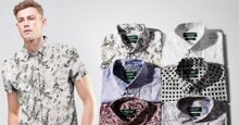 Top 10 mẫu áo sơ mi nam 2018 đẹp hết ý chẳng thể rời mắt
