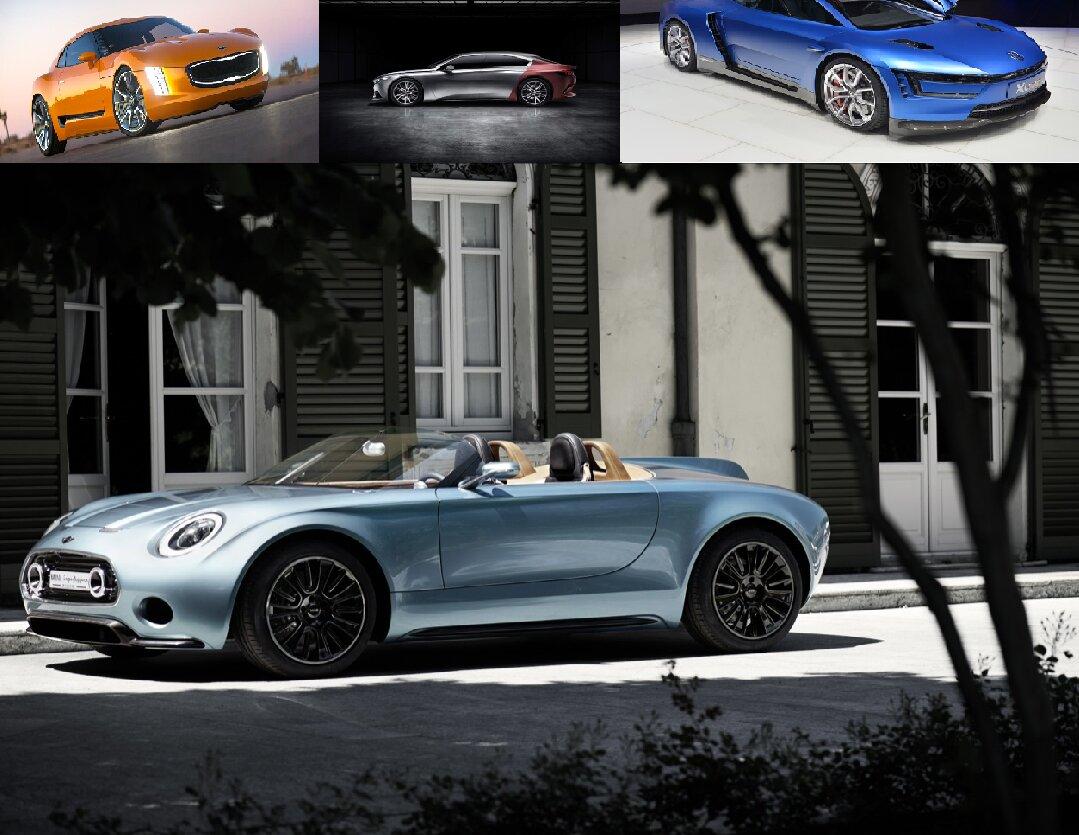 Top 10 mẫu ô tô thể thao tốt nhất năm 2014 (phần 1)