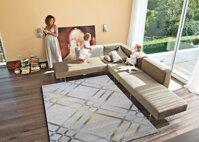Top 10 mẫu sofa cho phòng khách nhỏ bằng da, gỗ, nỉ đẹp giá từ 10tr