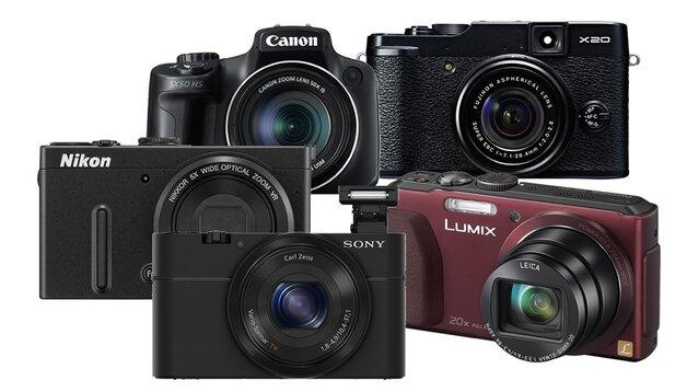 Top 10 máy ảnh kỹ thuật số tốt nhất năm 2015