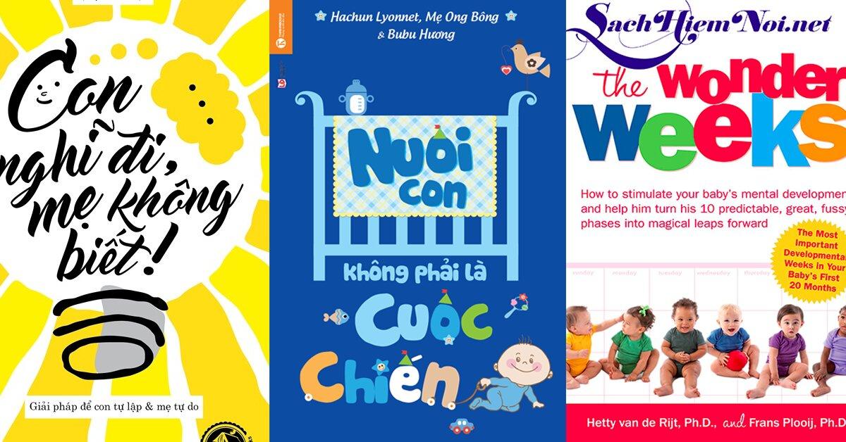 Top 10 sách hay về nuôi dạy con bố mẹ nào cũng nên đọc (có link dowload miễn phí)